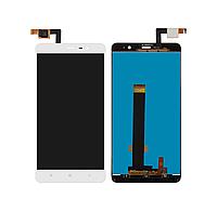 Дисплей Xiaomi Redmi Note 3, 3 Pro, 3 Pro Prime с сенсором White