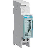 Таймер механічний добовий одноканальний Hager EH010 без резерву ходу