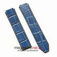 Для часов ремешок Hublot blue 20 мм (07274), фото 1