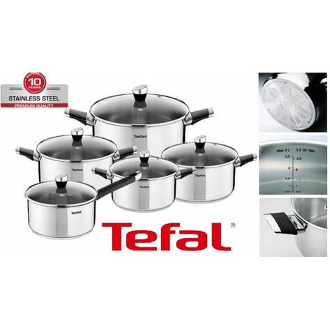 Набір посуду TEFAL EMOTION 10 шт, фото 2
