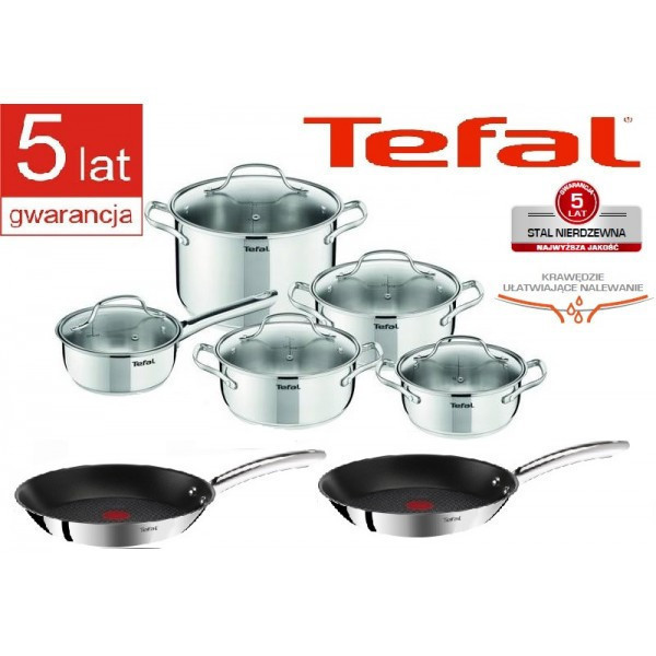 Набор посуды TEFAL UNO 12 шт