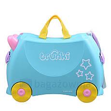 Дорожная сумка TRUNKI 0287, фото 3