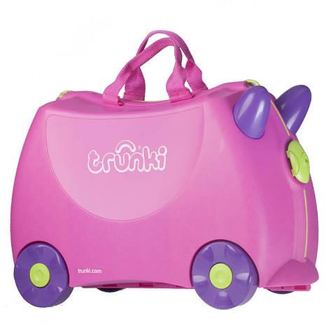 Дорожная сумка TRUNKI P061-61-M7-1113, фото 2