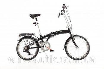 Складний велосипед Mifa 20 schwarz Німеччина