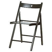 IKEA TERJE (002.224.40) Складной стул, черный