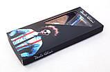 Мужские черные подтяжки Paolo Udini классические, фото 2