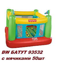 BW БАТУТ 93532 ИГРОВОЙ ЦЕНТР КРЕПОСТЬ