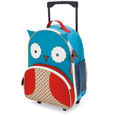 Дорожная сумка ZOO SOWA, фото 2