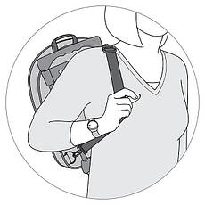 Дорожная сумка ZOO EDINOROG, фото 2