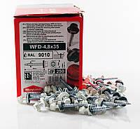 Саморез кровельный 4,8х35 мм Wkret-Met (упаковка 250 шт.)