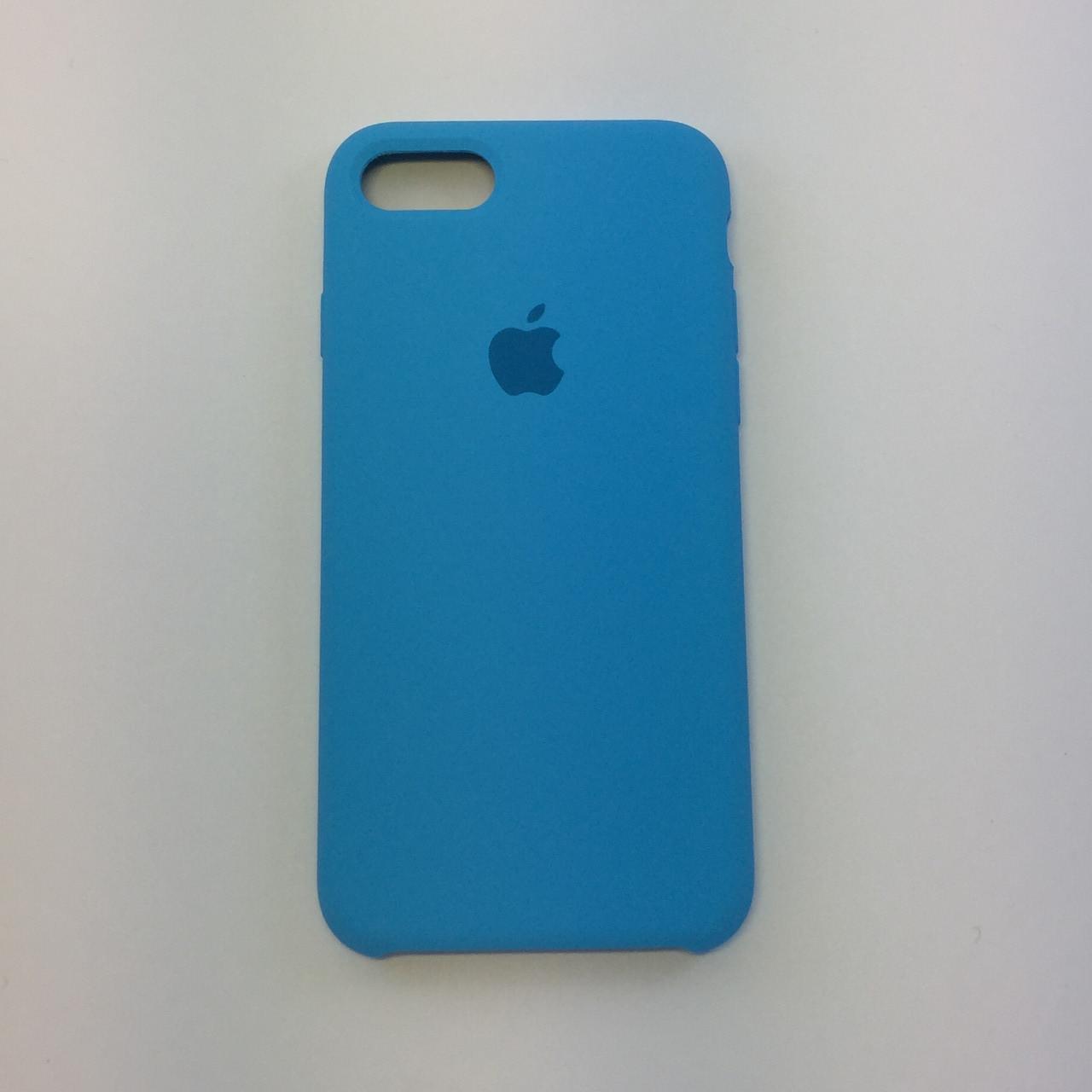 Силиконовый чехол для iPhone 7 Plus, - «монарх» - copy original