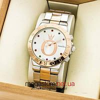 Женские наручные часы Pandora gold white (07443) реплика, фото 1
