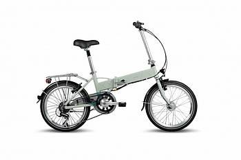 Електровелосипед складаний VAUN Egon 20 Grau Німеччина