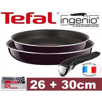 Сковородка TEFAL INGENIO 26-30 см, фото 2