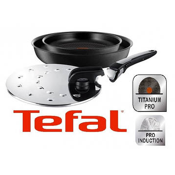Сковородка TEFAL INGENIO 24/28 см, фото 2