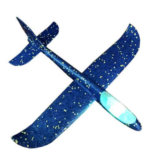 Светящийся детский планирующий самолетик Plane