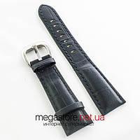 Кожаный ремешок для часов Franck Muller black (06413), фото 1
