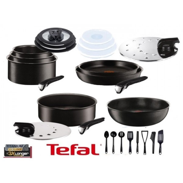 Набор посуды TEFAL INGENIO MAXX