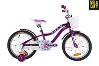 """Велосипед 18"""" Formula Alicia 2019 для девочки, фото 1"""