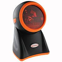 5-ти плоскостной лазерный сканер штрих-кода проводной AsianWell AW-1080 чёрный (AW-1080)