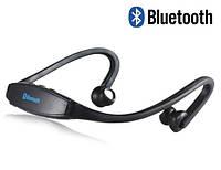 Наушники беспроводные Sport Headphone+Bluetooth