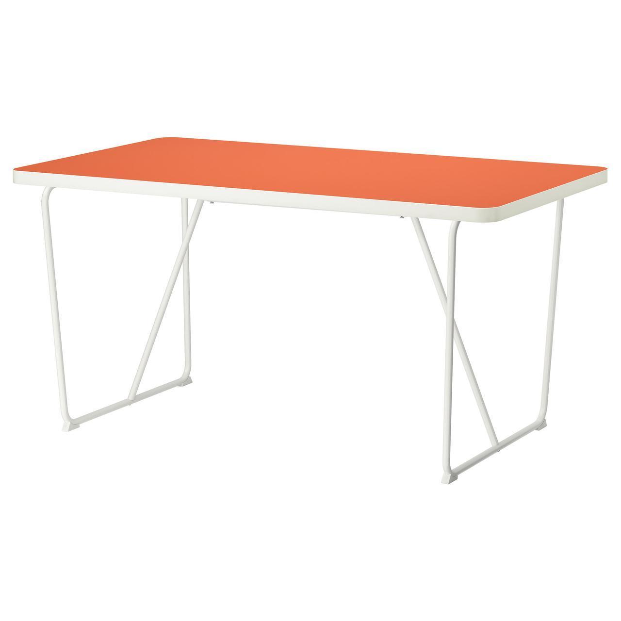 IKEA RYDEBACK (291.406.94) Стол, оранжевый, оранжевый оранжевый backaryd