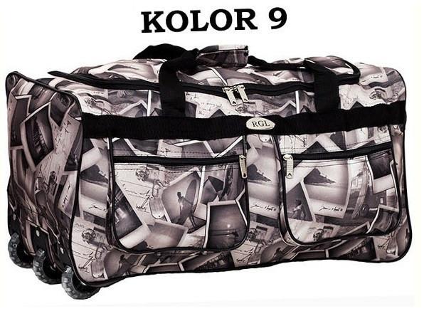 Дорожная сумка RGL 100 л