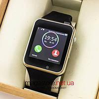 Мужские Смарт часы Smart gt08 black (07501) реплика