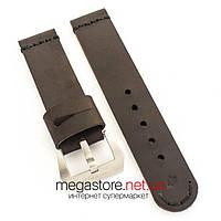 Для часов кожаный ремешок Panerai 22мм, 24мм, 26мм dbbs (07623), фото 1