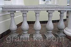 Балясины из камня, фото 3