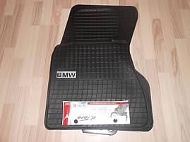 Килимки гумові на BMW 7 E65,66,67 логотип !!!, фото 2