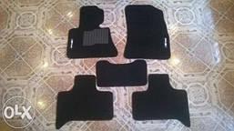 Гумові килимки з логотипом BMW E60 E53 E70 E39 та ін., фото 3