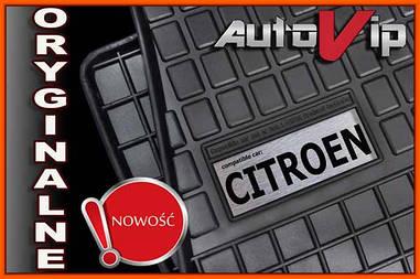 Резиновые коврики CITROEN C3 200  с логотипом