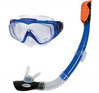 Набор для плавания трубка и маска Intex 55962 от 14 лет