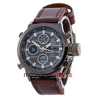 Мужские армейские часы AMST AM3003 черный (20032)