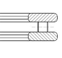 Подшипник 4-9110 Л (81110 М/Р4)