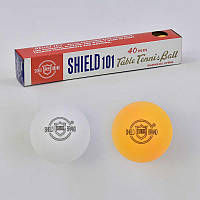Мяч для настольного тенниса F 22178 (240) 6шт в коробке, d=4см