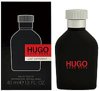 Туалетная вода Hugo Boss Hugo Just Different  40 ml