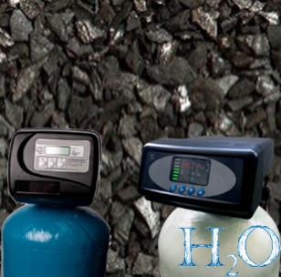 Система удаления железа и сероводорода Raifil C-1054 Gac Plus (клапан Runxin Standart)