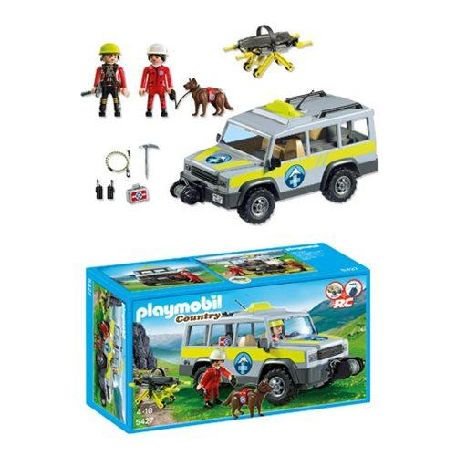 Playmobil 5427 Гірський рятувальний автомобіль (Конструктор Плеймобил Горный спасательный автомобиль)