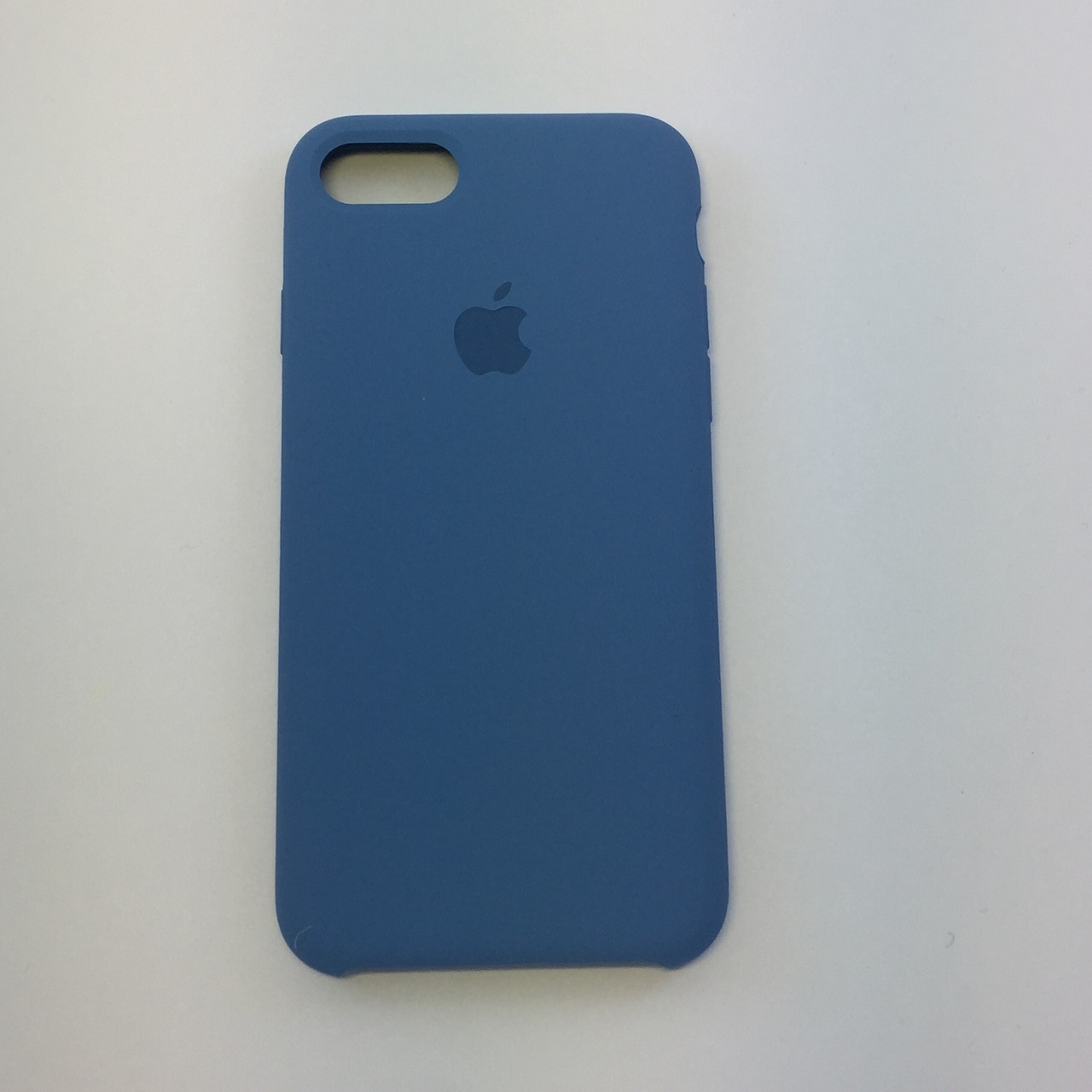 Силиконовый чехол для iPhone 7, - «лазурь» - copy original