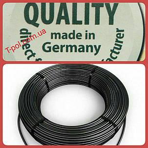 Нагревательный тонкий кабель dr hemstedt 450вт 36м теплый пол на 3 м2, фото 2