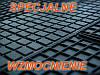 Гумові килимки NISSAN NOTE E11 2006 - з логотипом, фото 3