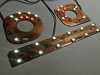 Платы подсветки печки и корректора ВАЗ 2113 2114 2115, фото 1