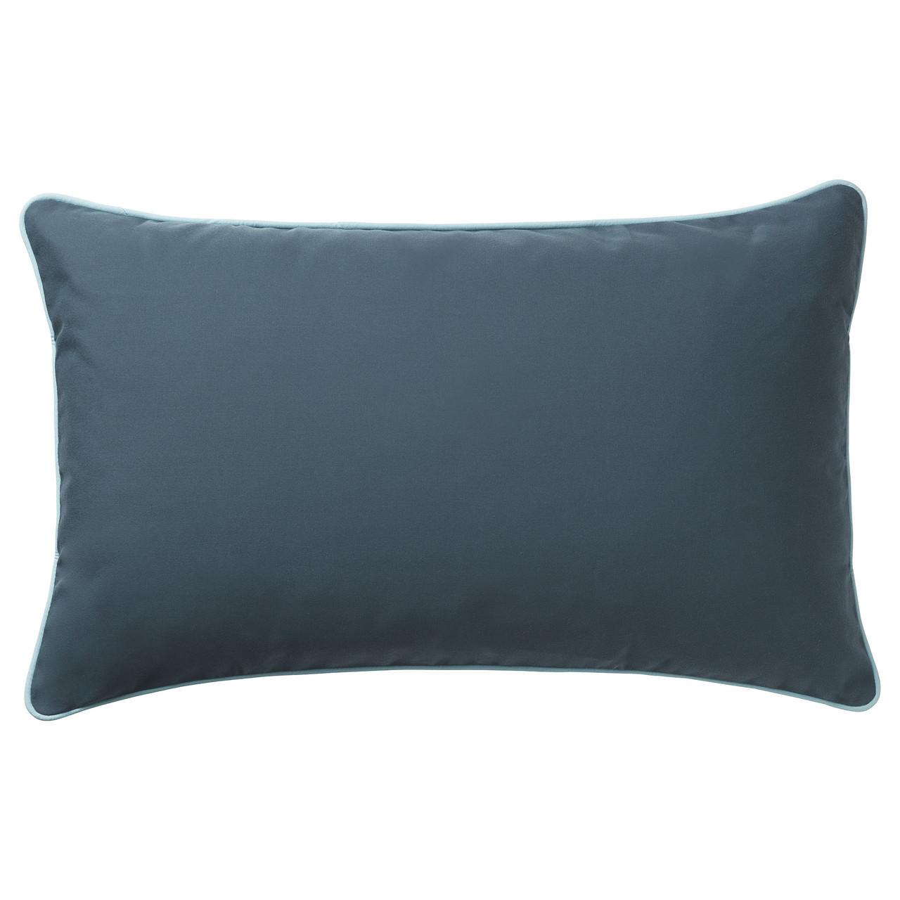 IKEA GULLINGEN (303.940.53) Подушка, внутри/снаружи, темно-синий