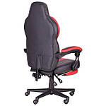 Кресло VR Racer Edge Iron черный/красный, Бесплатная доставка, фото 5