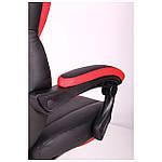 Кресло VR Racer Edge Iron черный/красный, Бесплатная доставка, фото 7