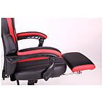 Кресло VR Racer Edge Iron черный/красный, Бесплатная доставка, фото 8