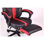 Кресло VR Racer Edge Iron черный/красный, Бесплатная доставка, фото 9