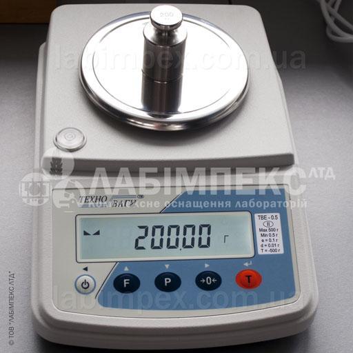 Весы лабораторные ТВЕ-0.5-0.01-а-2